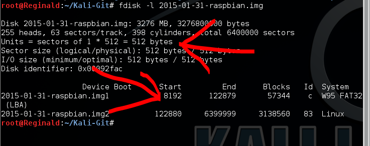 19.3 - mount raspbian boot loader