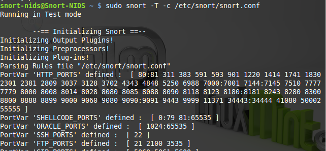 50 - Testing snort ICMP local rule saved