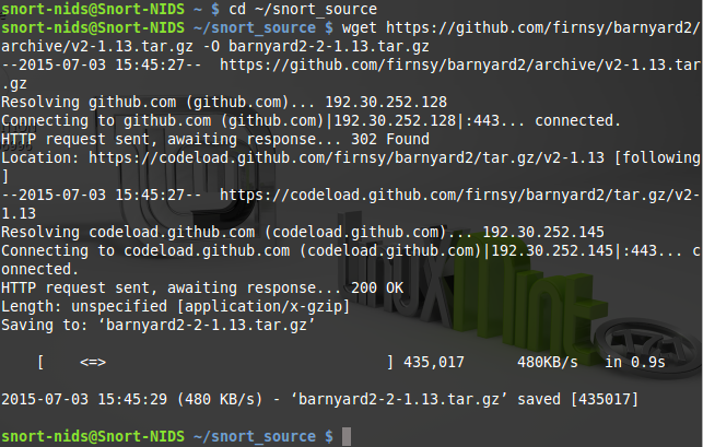 59 - cd and wget barnyard