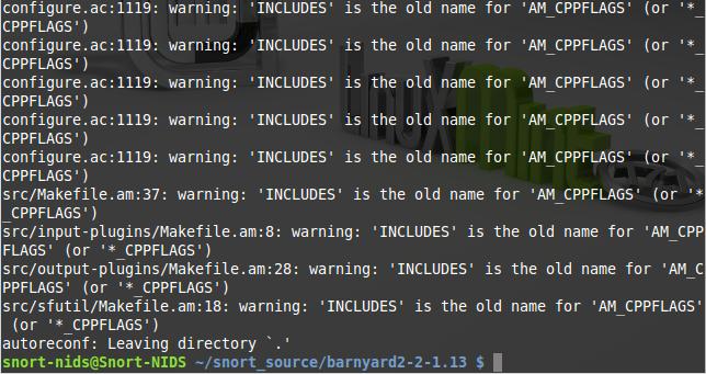 62 - autoreconf ignore errors