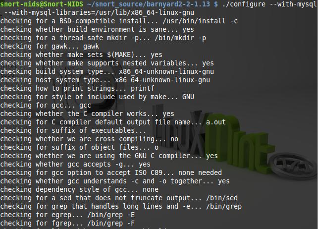 63 - MYSQL configure
