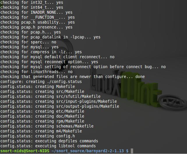 64 - MYSQL configure without error