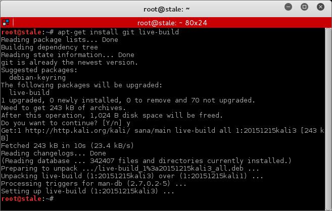 2_Kali_Sana_Install_Live_Build