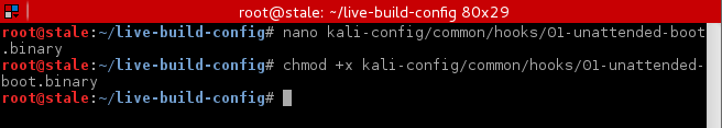 7_Kali_Sana_Unattended_File_Configuration