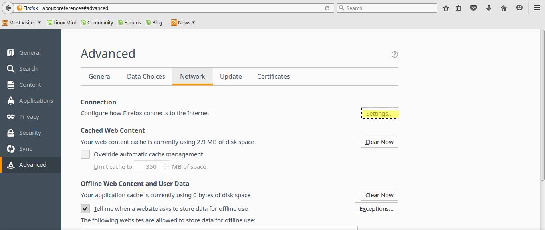 13_Fiddler_4_Firefox_Options_Proxy_configuration