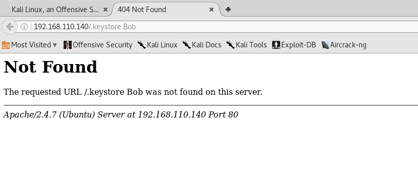 12_Breach_1.0_boot2root_CTF_keystore_bob_not_found