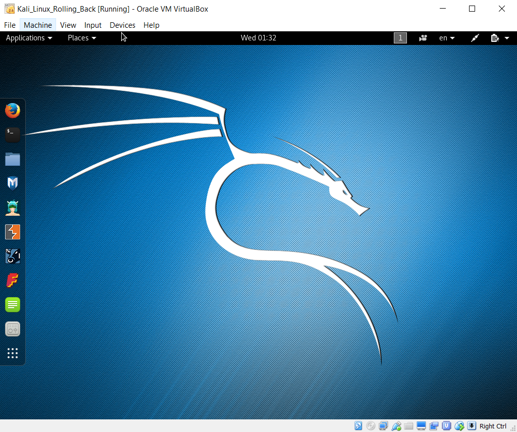 19_Kali_Linux_2.0_VirtualBox_configured_first_logon