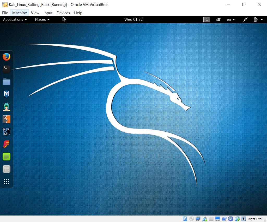 19_Kali_Linux_2.0_VirtualBox_configured_first_logon
