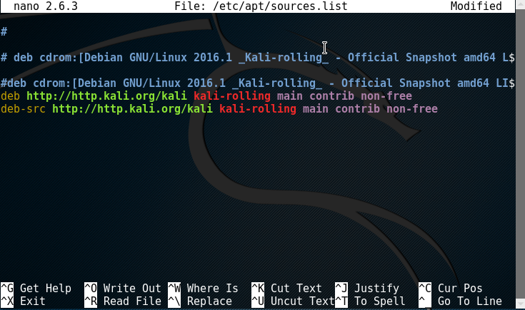 21_Kali_Linux_2.0_VirtualBox_modify_apt_sources_list_repositories