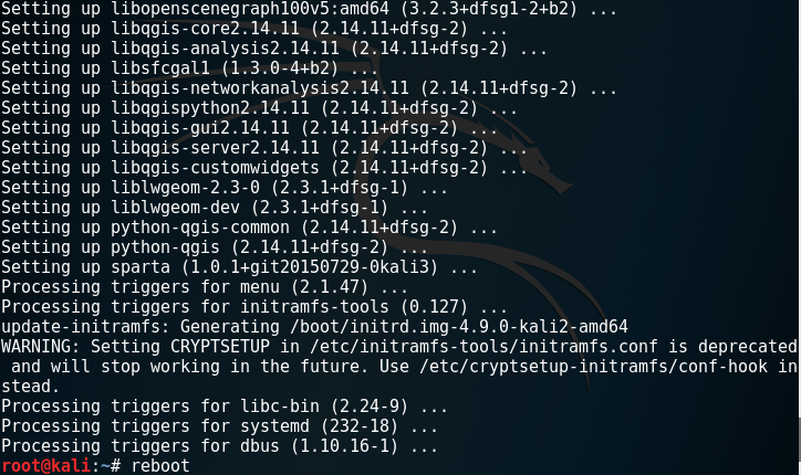 27_Kali_Linux_2.0_VirtualBox_update_upgrade_dist_upgrade_complete