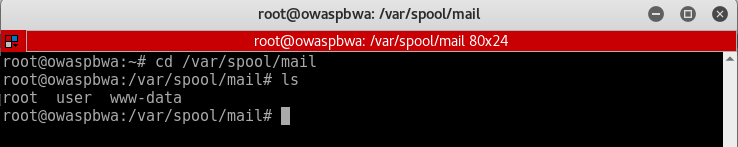 33_Vicnum_OWASP_BWA_mail_directory